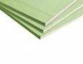 Płyta gipsowo- kartonowa impregnowana zielona 12,5mm 120x260