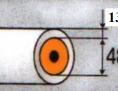 Wałek do farb emulsyjnych i akrylowych HARDY HARDSTAR 18cm