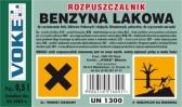 Benzyna Lakowa 0.5L - Voke