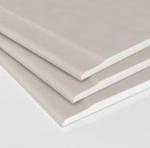 Płyta gipsowo- kartonowa szara/biała 12,5mm 120x260